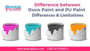 Difference between Duco Paint and PU Paint | Differences & Limitations
