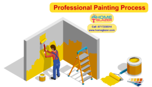 Professional Painting Process | Professional Painting Contractor Approach