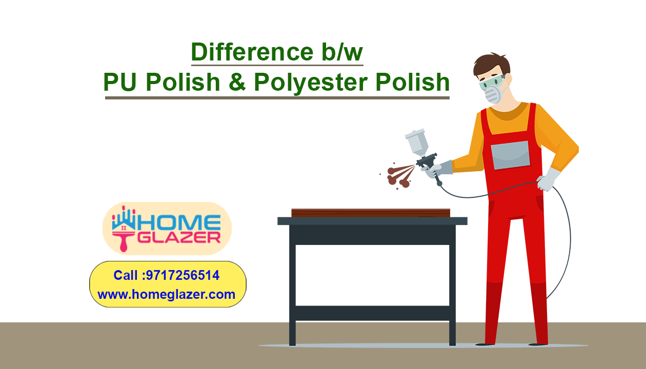 Difference between PU Gloss & Polyester Coatings