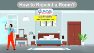 Professional Painting Process | How to Paint a Room?