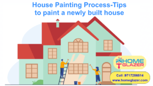 First Time Painting - How To Paint A Newly built house?