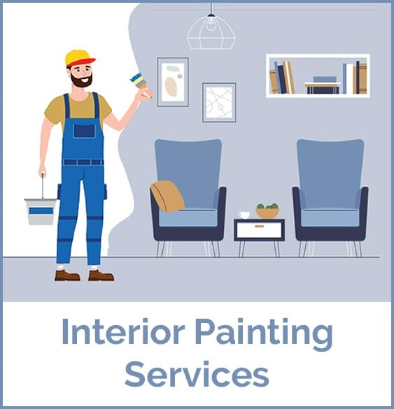 Interior Painting Services in Delhi NCR by Home Glazer