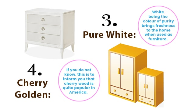 9 Perfect Shades for Wood Polish on Interior Furniture