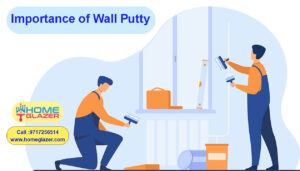Know all about wall putty. Importance, Types & Price of wall putty